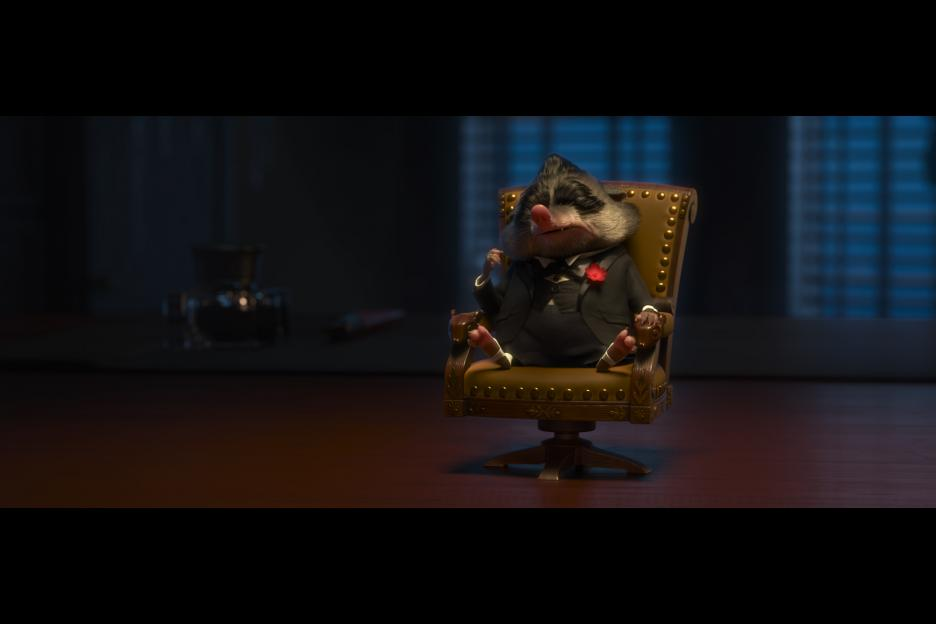 Zootopia Easter Egg Godfather