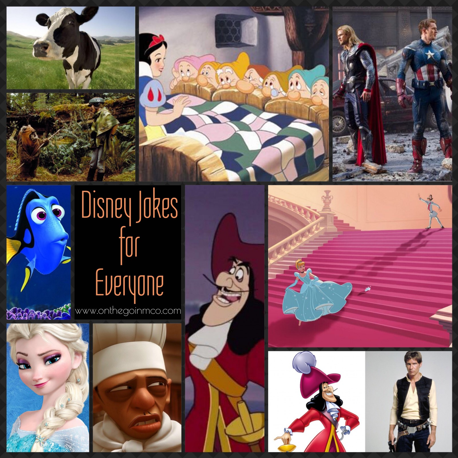 Disney Jokes for Everyone