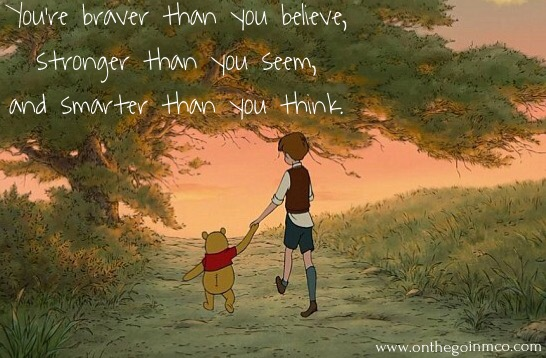 Disney Movie Quotes #MotivationalMonday