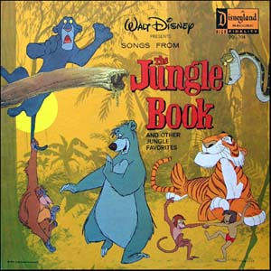 Jungle Book Soundtrack