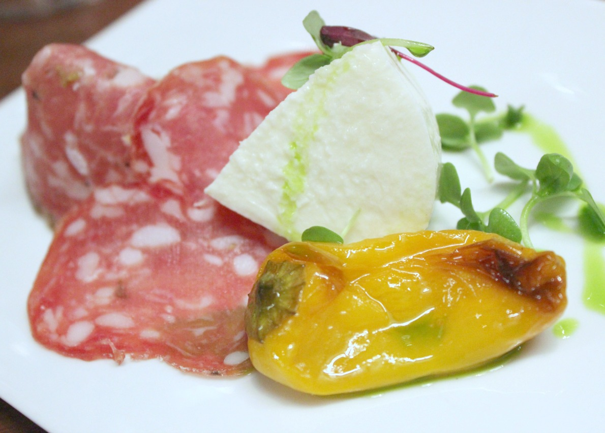Tutto Italia Summer Menu 2016 - Antipasta