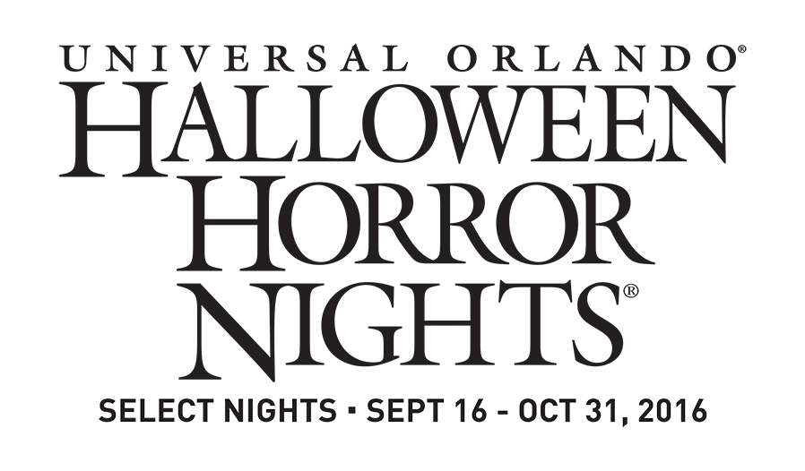 Universal Orlando Halloween Horror Nights 26 2016