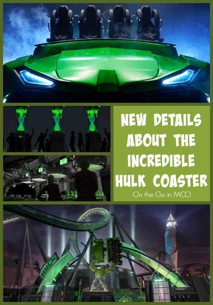 The Incredible Hulk Coaster Universal Orlando Resort Universal Orlando's Islands of Adventure
