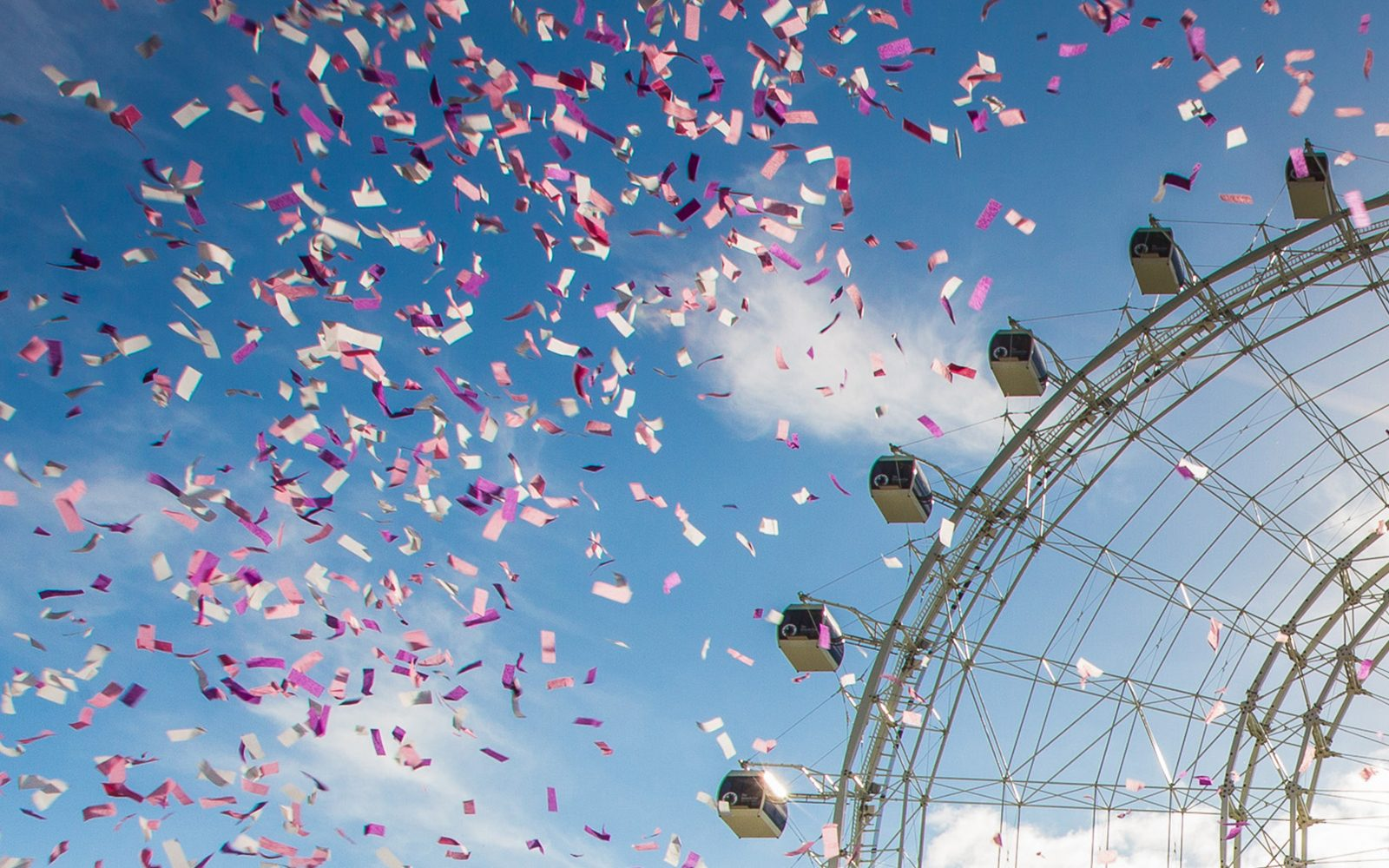 The Orlando Eye First Anniversary