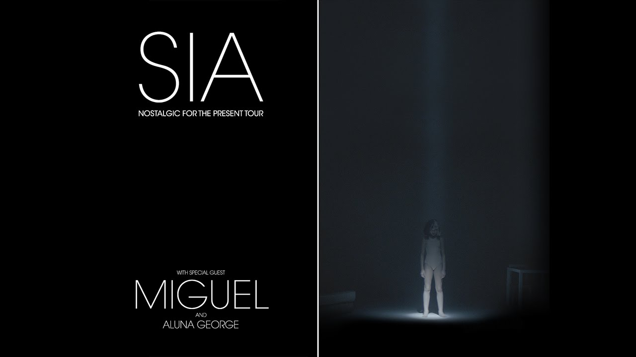 Amway Center News: Sia ? Nostalgic For The Present Tour