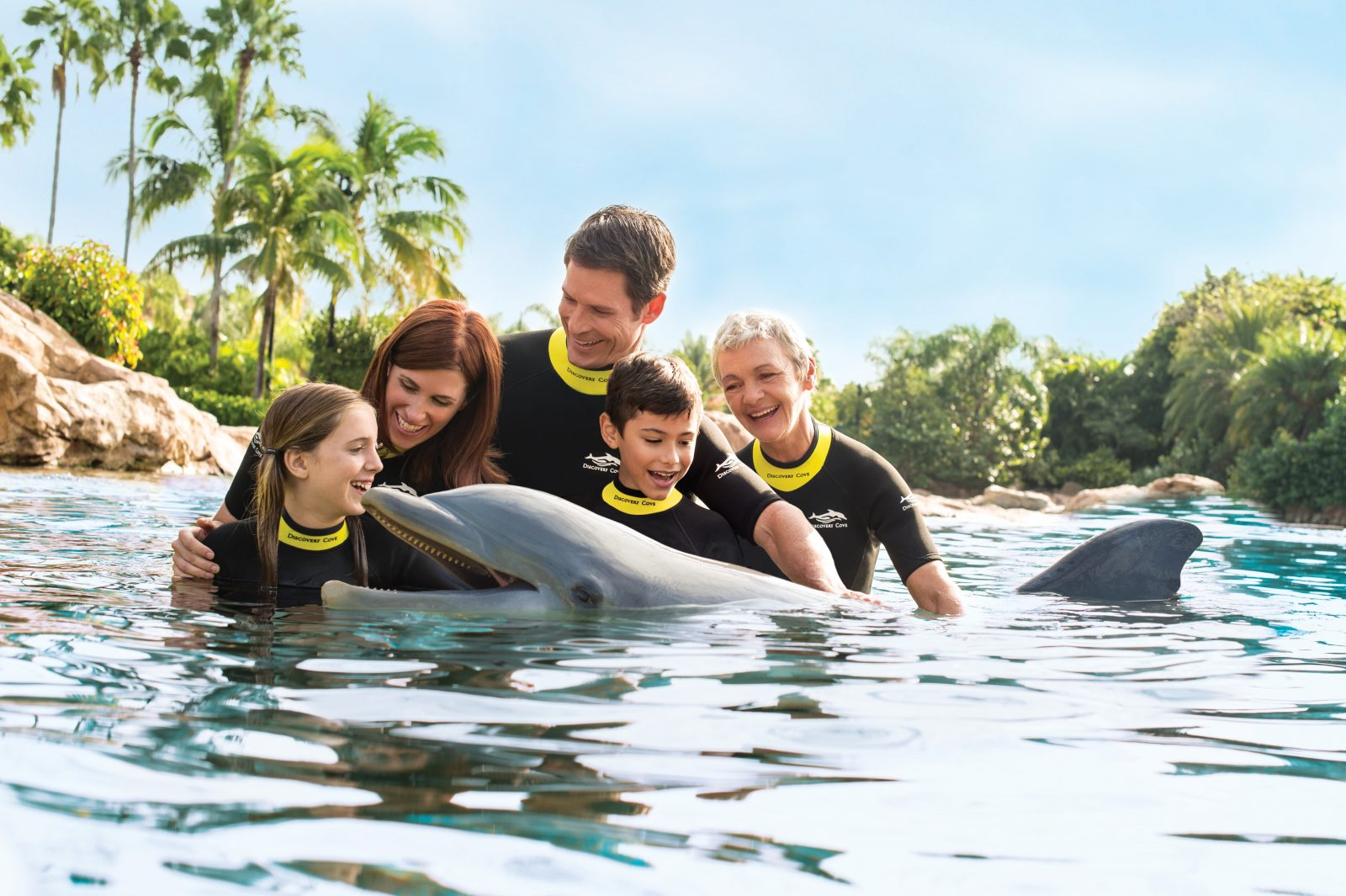 Discovery Cove Family Sweet 16 Sweepstakes 2016