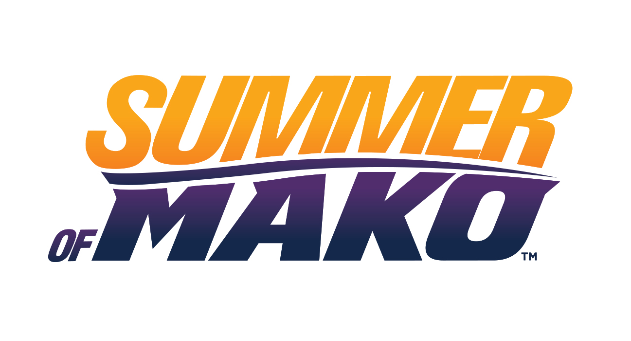 Summer of Mako SeaWorld Orlando Summer Soak Party Logo