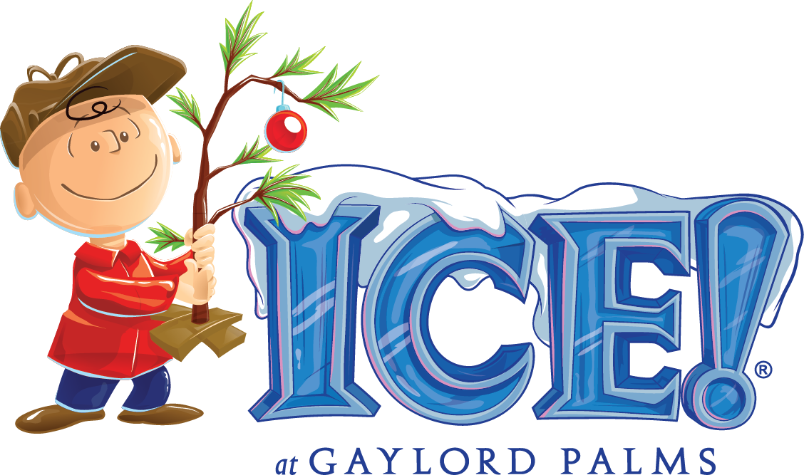 Christmas at Gaylord Palms