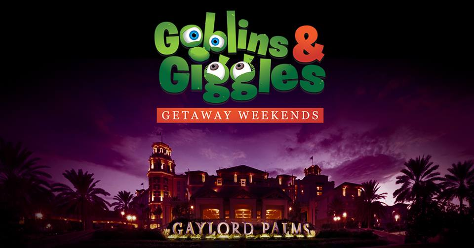 gaylord palms gobblins and giggles