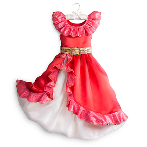 Halloween Elena of Avalor Costume Mickey's Not So Scary Halloween Party 2016