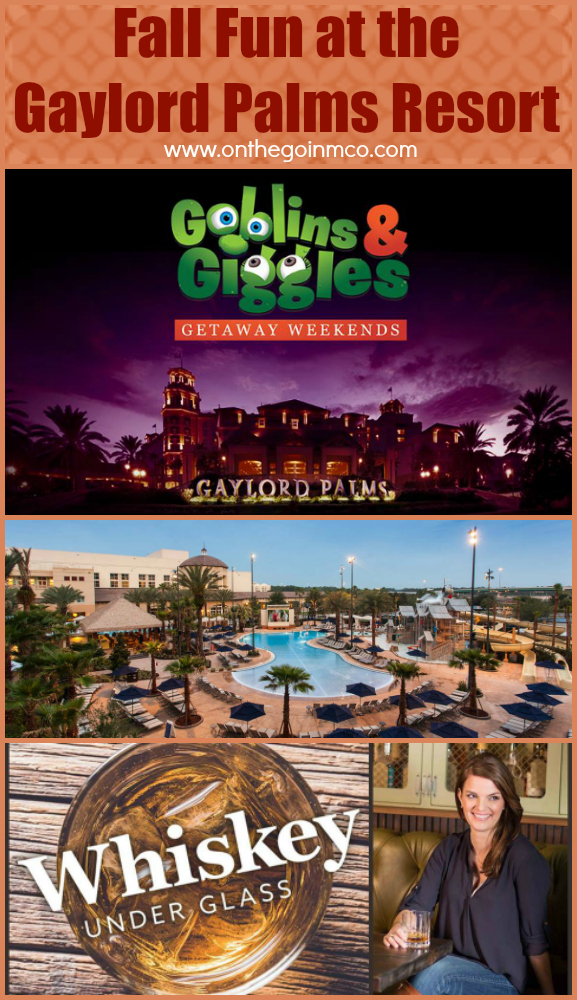 Gaylord Palms Resort Fall 2016