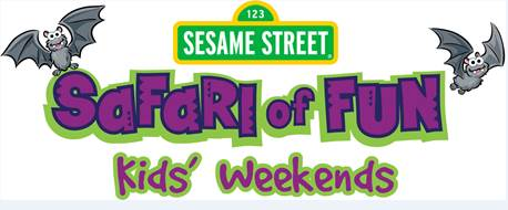 Busch Gardens Tampa Sesame Street Safari of Fun Kids' Weekend