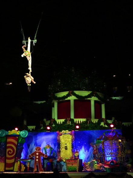Gaylord Palms ICE 2016 -Cirque Dreams Unwrapped