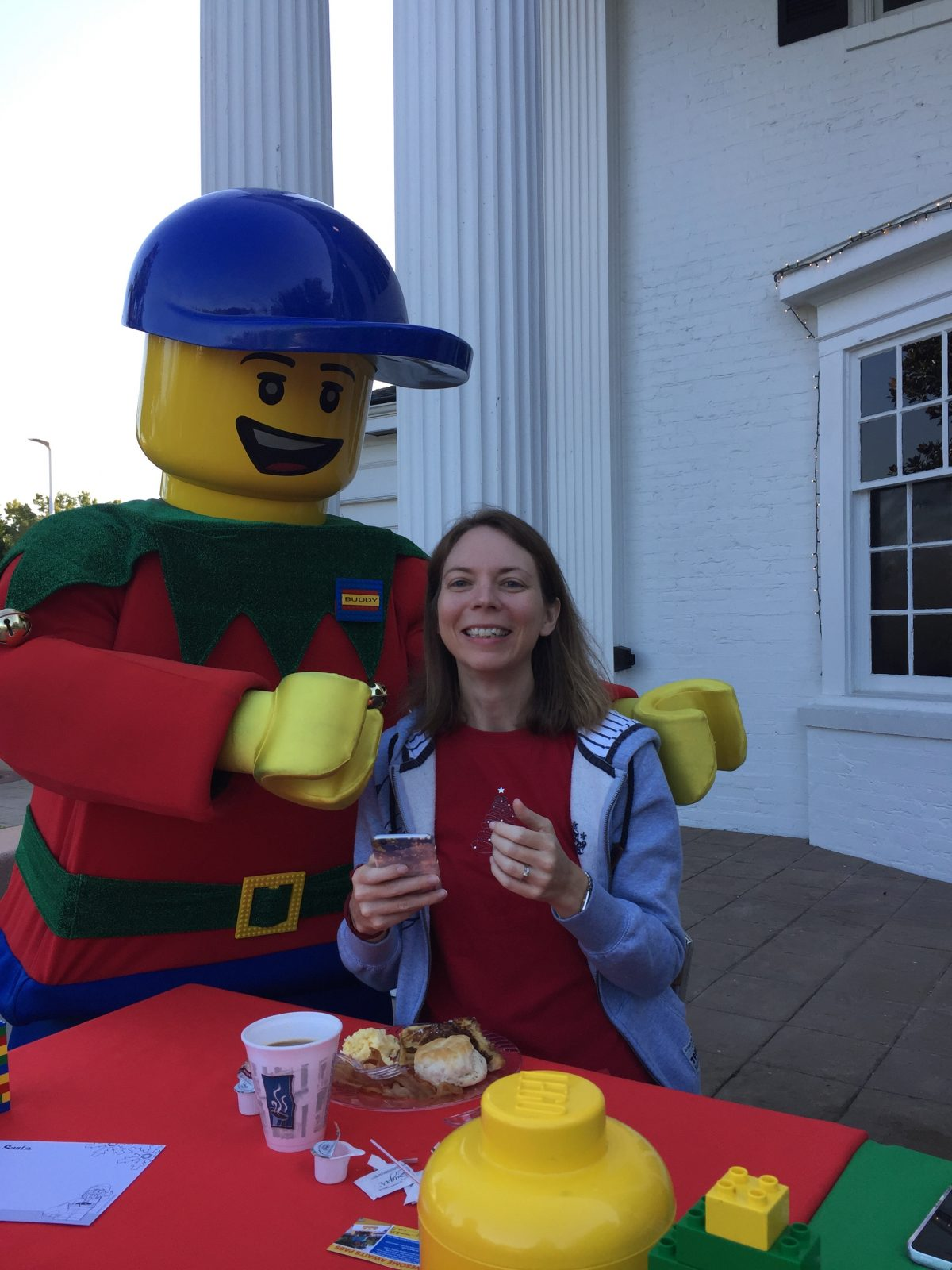 LEGOLAND Florida Christmas Bricktacular Premium Upgrades 2016