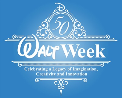 D23 Walt Week Celebration 2016