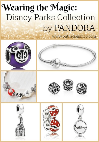 Disney Collection by Pandora 2016