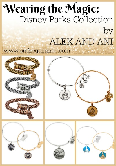 Disney Parks Collection by ALEX AND ANI Wearing the Magic
