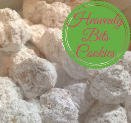Heavenly Bits Cookies Family Holiday Traditions