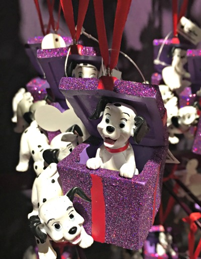 Walt Disney World Holiday Ornament 12 2016 - 101 Dalmations