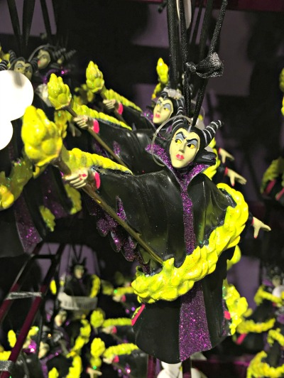 Walt Disney World Holiday Ornament 12 2016 - Maleficent