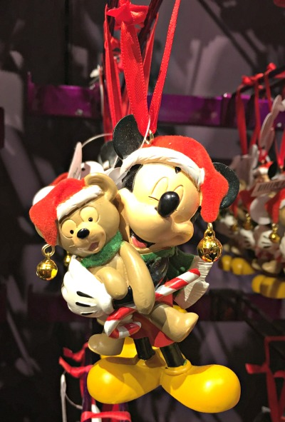 Walt Disney World Holiday Ornament 12 2016 - Mickey Mouse and Duffy