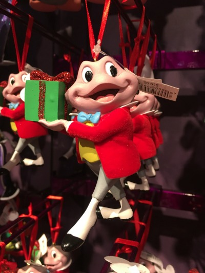 Walt Disney World Holiday Ornament 12 2016 - Mr. Toad