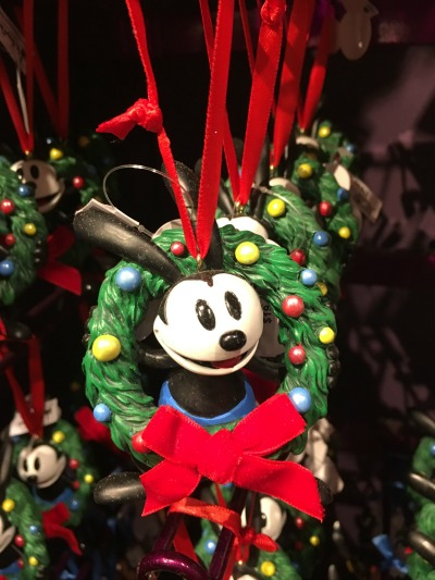 Walt Disney World Holiday Ornament 12 2016 - Oswald the Lucky Rabbit