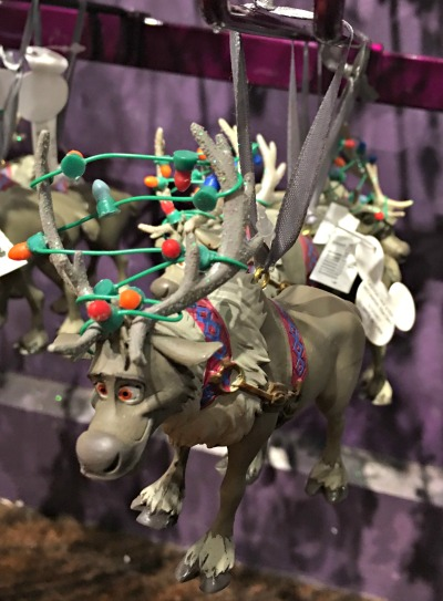 Walt Disney World Holiday Ornament 12 2016 - Sven