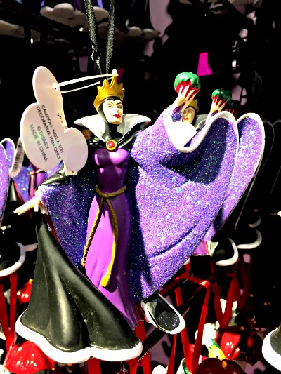 Walt Disney World Holiday Ornament 12 2016 - The Evil Queen