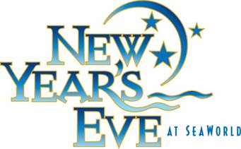 New Year's Eve at SeaWorld Orlando Logo 2016 2017