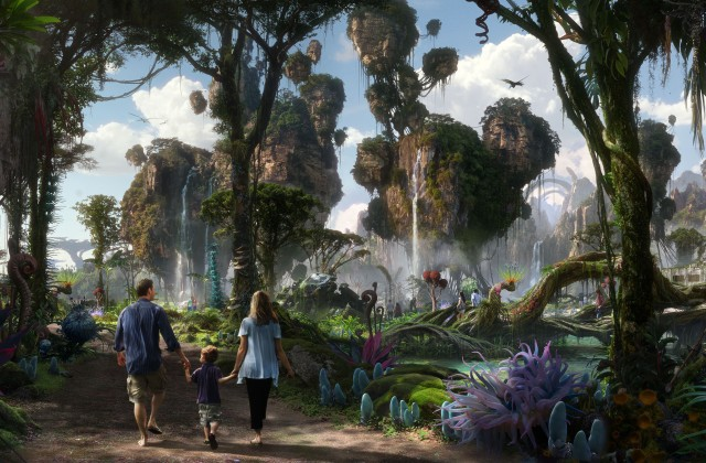 2017 Walt Disney World - Avatar Land