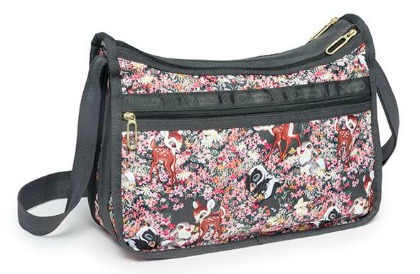 Disney Bambi by LeSportsac Deluxe Everyday Bag