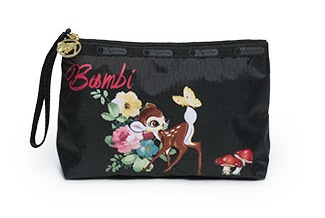 Disney Bambi by Lesportsac Magic Meadow