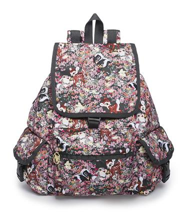 Disney Bambi by Lesportsac Voyager Backpack