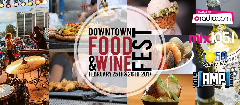 2017 Downtown Food & Wine Fest