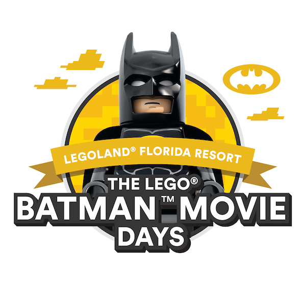 LEGOLAND Florida LEGO Batman Weekends 2017