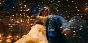 2017 Walt Disney Studios Motion Picture Slate - Belle and Beast Dancing