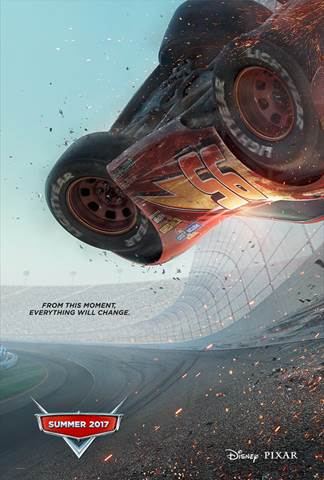 2017 Walt Disney Studios Motion Picture Slate - Cars 2 Movie Poster