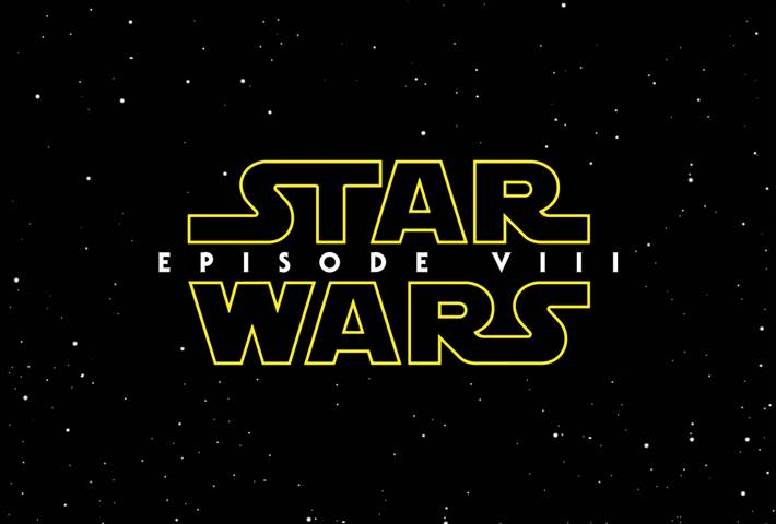 2017 Walt Disney Studios Motion Picture Slate - Star Wars Episode VIII Title