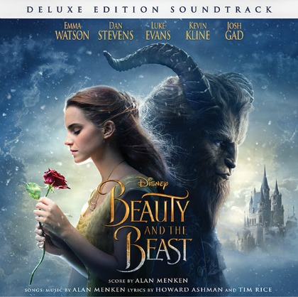 Beauty and the Beast Soundtrack Pre-Order Disney Movie News February 9 2017