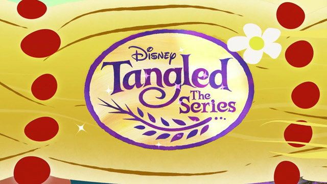 Tangled the Series Disney Twenty Three Spring 2017 D23