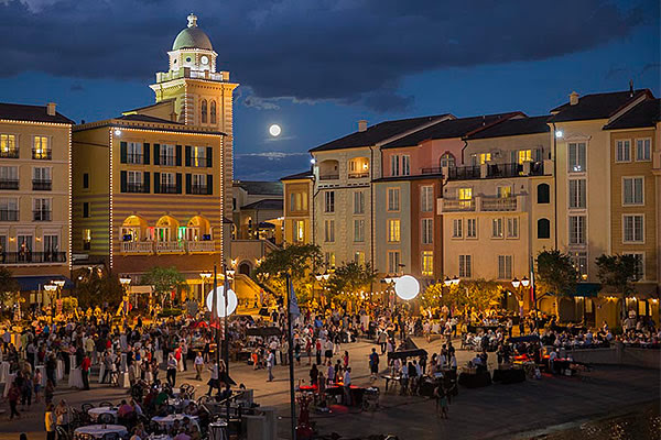Loews Portofino Bay Hotel 2017 Harbor Nights Dates