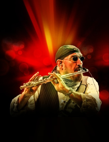 Jethro Tull by Ian Anderson Dr. Phillips Center for the Performing Arts