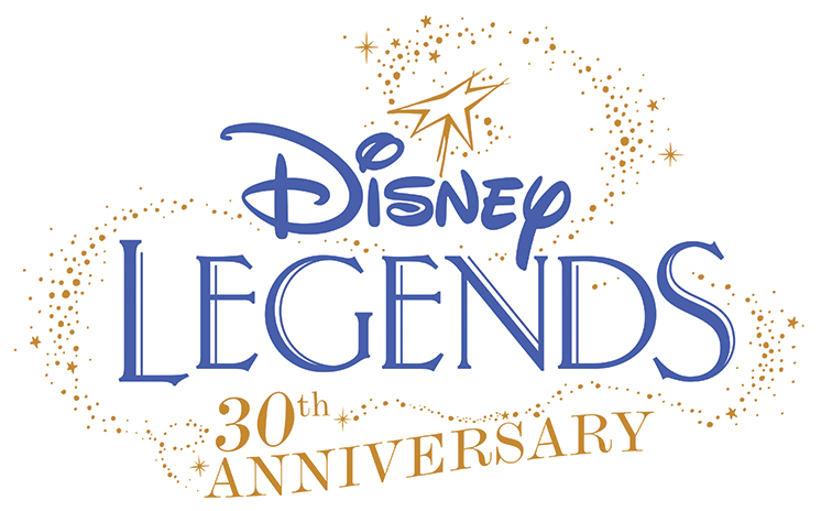 D23 Expo 2017 Disney Legends 30th Anniversary Logo