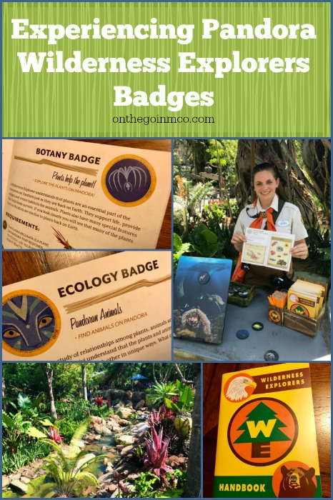 Experiencing Pandora The World of Avatar - Wilderness Explorers Badges - Pinterest