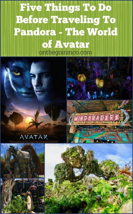 Five Things To Do Before Traveling To Pandora - The World of Avatar - Pinterest