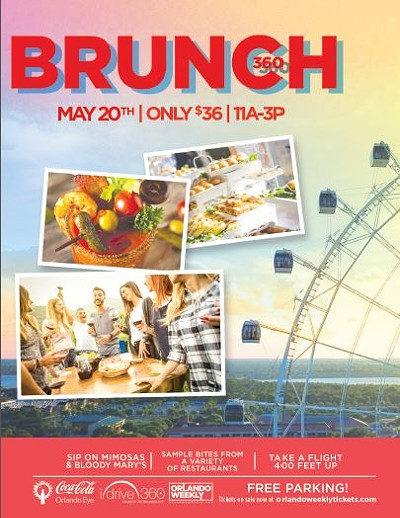 May 2017 Brunch I-Drive 360