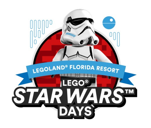 LEGOLAND Florida Resort LEGO Star Wars Days 2017 Logo