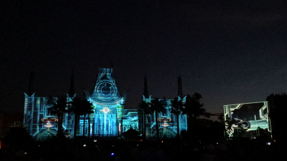 's Hollywood Studios Summer 2017 Additions - Disney Movie Magic Tron