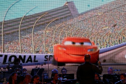 's Hollywood Studios Summer Additions 2017 - Pixar Live in Concert Cars